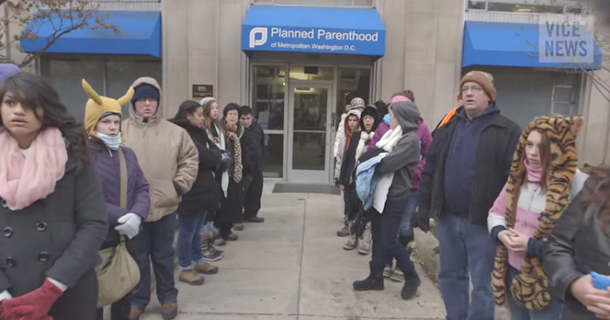 Women Think These Are Abortion Clinics, But They Are Being Fooled